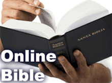 Online Bible Text and Audio